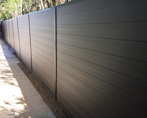 Natures Composite Fence Supplier